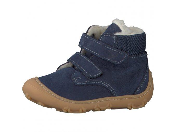 Dětské zimní boty RICOSTA Navy 15305-180