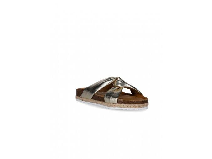 sandal knot gold 2