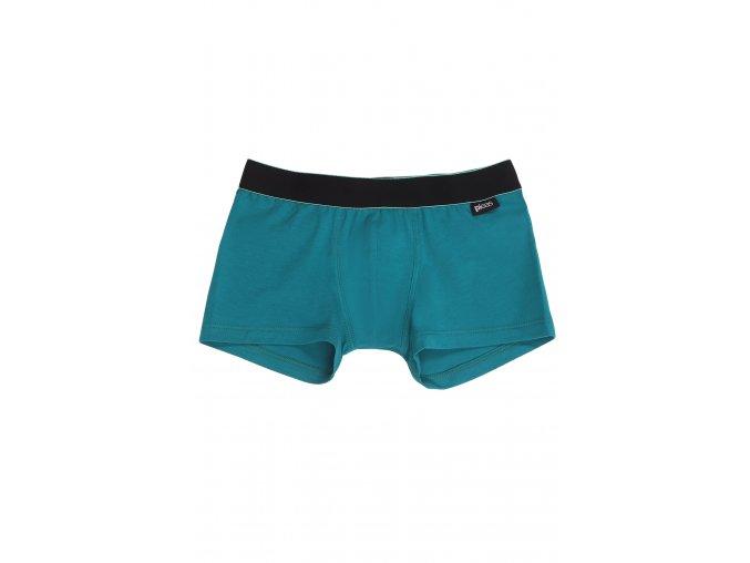 Chlapecký slip s nohavičkou | Pleas | zelená |
