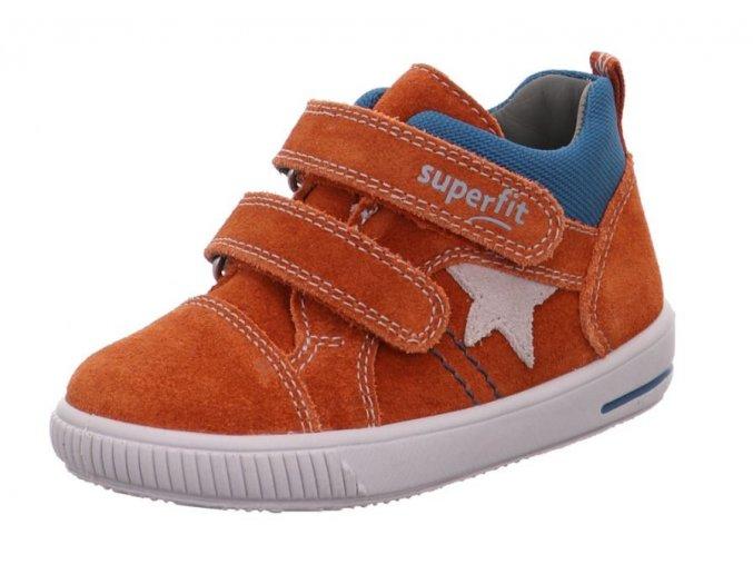 Superfit dětské boty MOPPY 1-000352-54