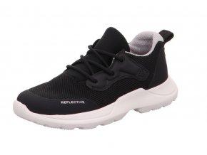 Dětské celoroční boty Superfit RUSH 6-06212-00 Černá