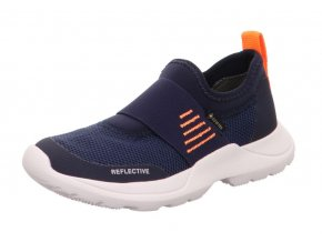 Dětské celoroční boty Superfit RUSH 6-06214-80 Tm.Modrá
