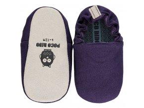 Midnight Purple 01 Plain Mini Shoes SS19 2500x2500 300dpi WEBSITE 1024x1024