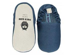 Indigo Top Sole Plain Top Sole SS20 Mini Shoes Top Sole 1024x1024