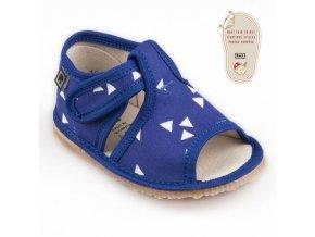 papuce modry trojuholnik 1352.thumb 409x369