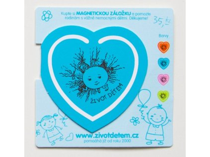Magneticke zalozky Magneticka zalozka modra 0 (1)