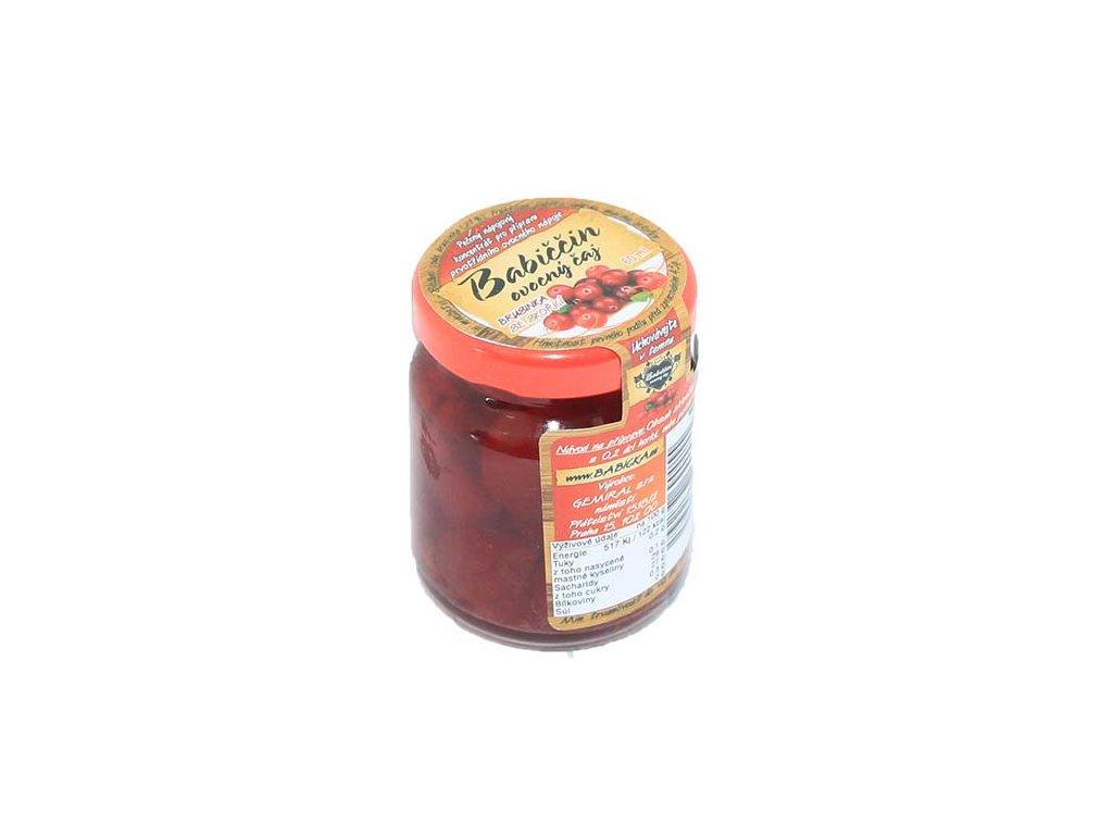 Babiččin ovocný čaj - Brusinka se skořicí 60ml