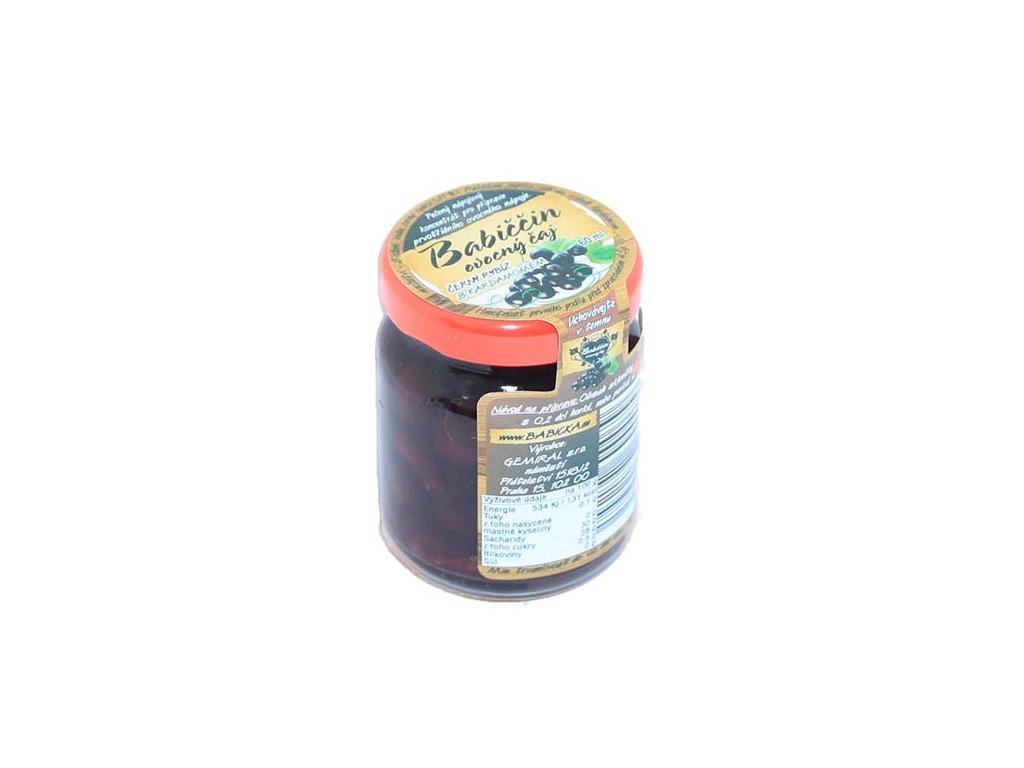Babiččin ovocný čaj - Černý rybíz s kardamomem 60ml