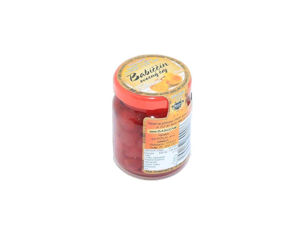 Babiččin ovocný čaj - Hruška se zázvorem 60ml
