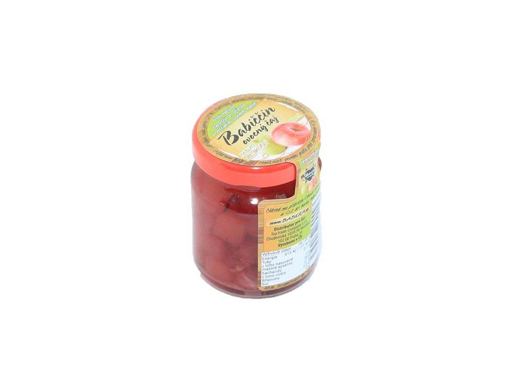 Babiččin ovocný čaj - Jablko se skořicí 60ml