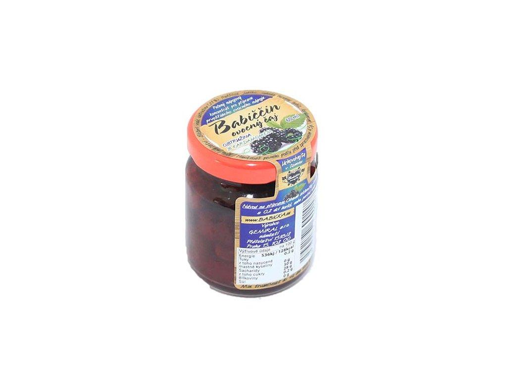 Babiččin ovocný čaj - Ostružina s kardamomem 60ml