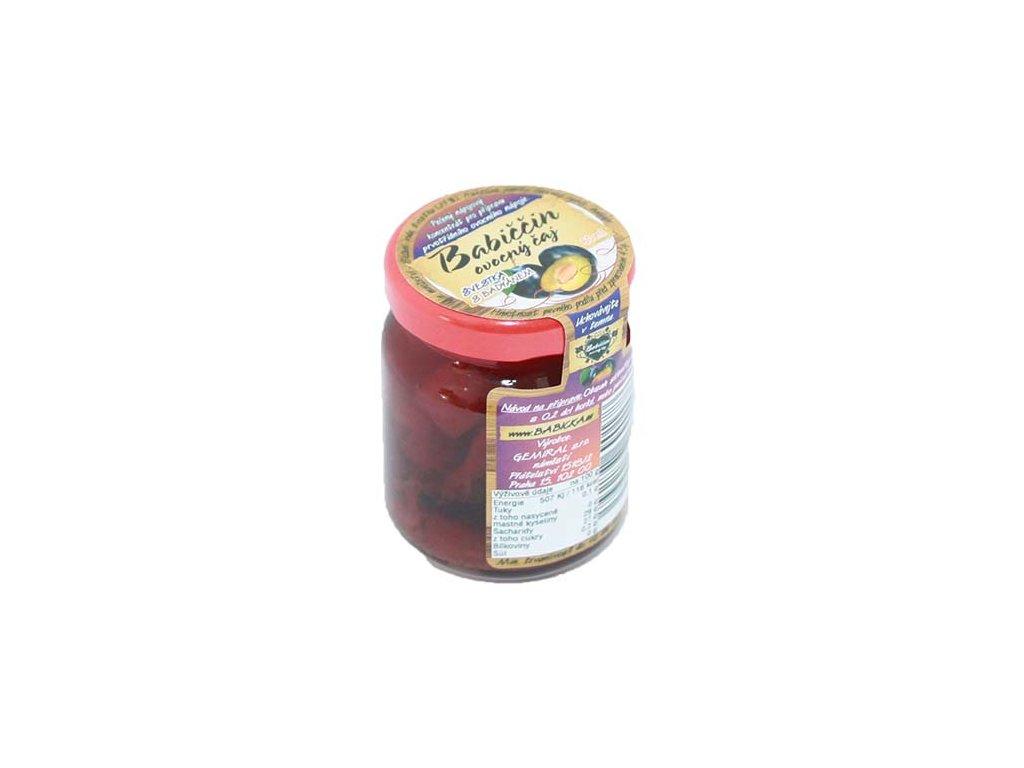 Babiččin ovocný čaj - Švestka s badyánem 60ml