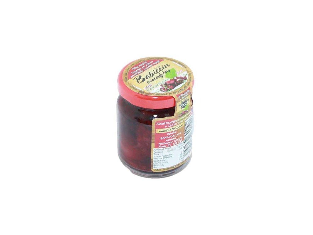 Babiččin ovocný čaj - Višeň s kardamomem, 55ml