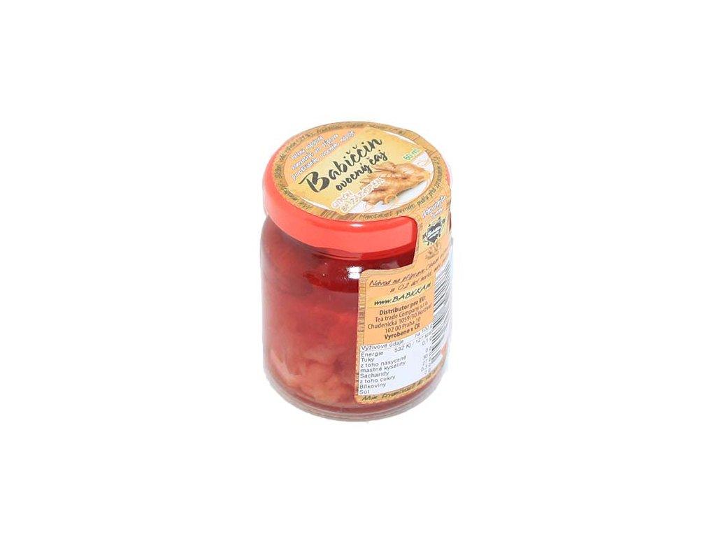 Babiččin ovocný čaj - Citrón se zázvorem 60ml