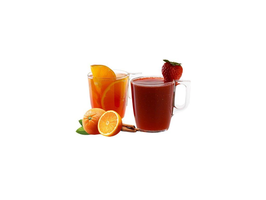 hot drinky pomeranc bez