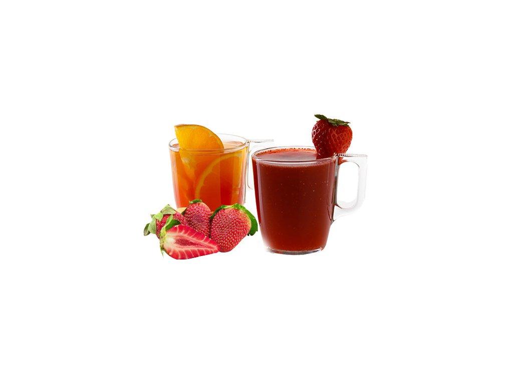 hot drinky jahoda
