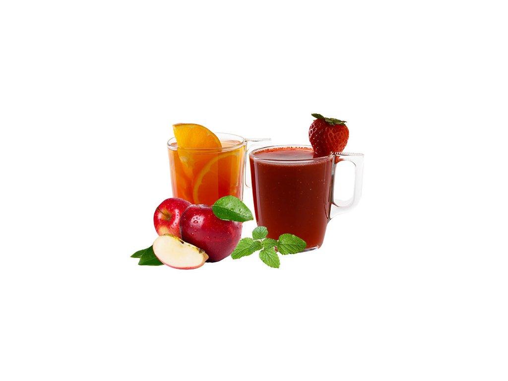hot drinky jablko