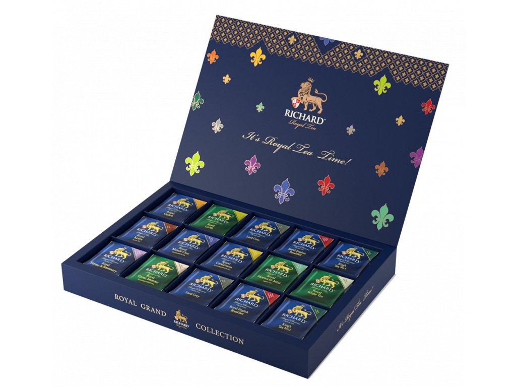 royal tea collection 120 sacku 240g