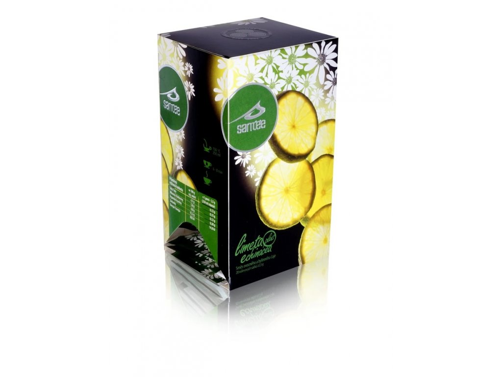 Čaj Santée - Limetka & Echinacea
