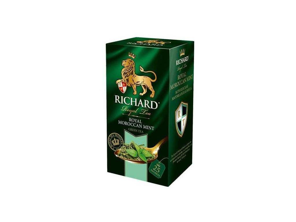 richard royal moroccan mint 25 sacku