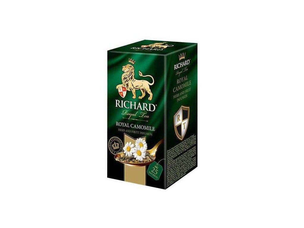 richard royal camomile 25 sacku