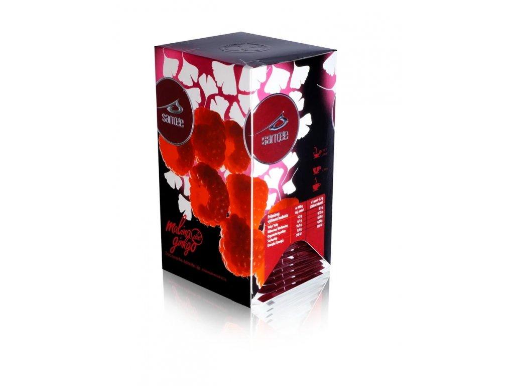 Čaj Santée - Malina & Ginkgo