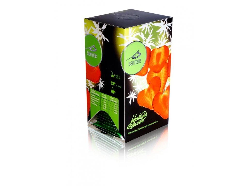 Čaj Santée - Jahoda & Aloe Vera