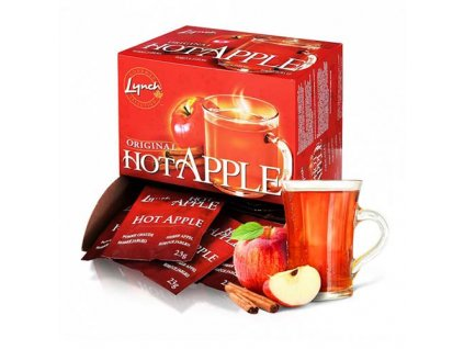 hot apple sacek jablko 50 new bez