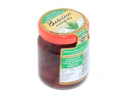 Babiččin ovocný čaj - Aloe Vera s ostružinou a kardamomem 60ml