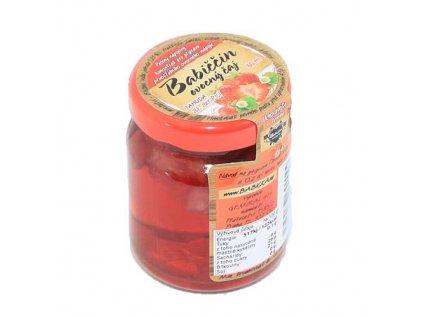Babiččin ovocný čaj - Jahoda se skořicí 60ml