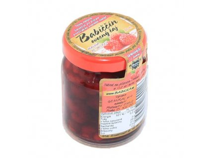 Babiččin ovocný čaj - Malina se skořicí 60ml