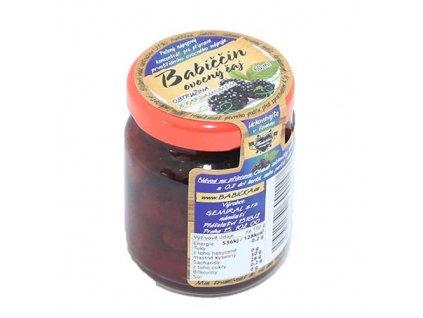 Babiččin ovocný čaj - Ostružina s kardamomem, 55ml