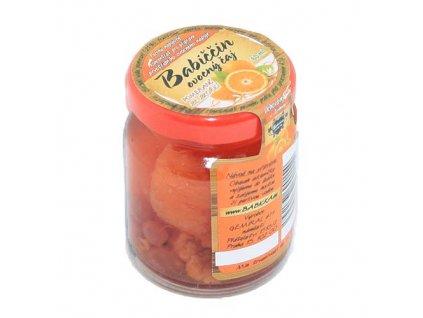 Babiččin ovocný čaj - Pomeranč se skořicí, 55ml