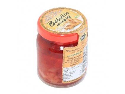 Babiččin ovocný čaj - Citrón se zázvorem, 55ml