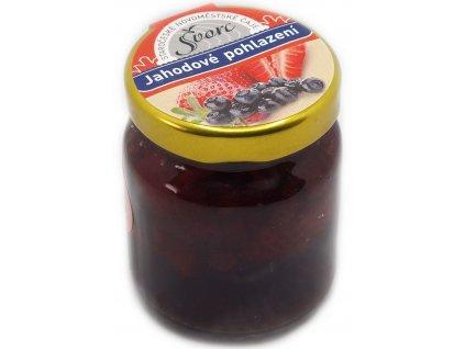 117 1 svorc peceny caj jahodove pohlazeni sklo 60 ml