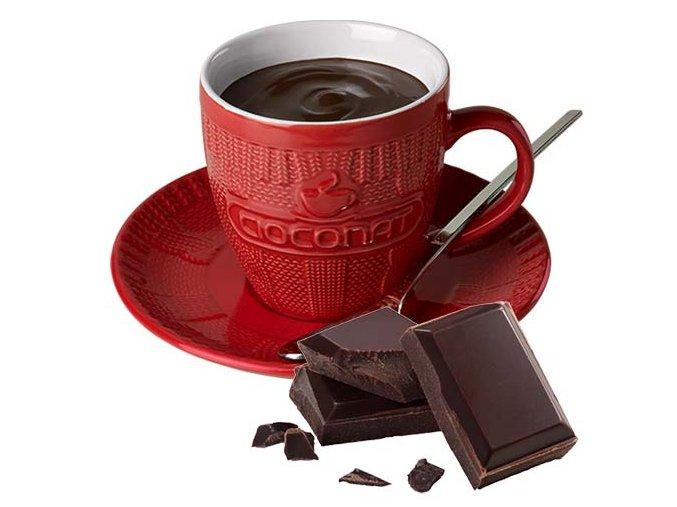 Horká čokoláda Cioconat - Extra hořká, 28g