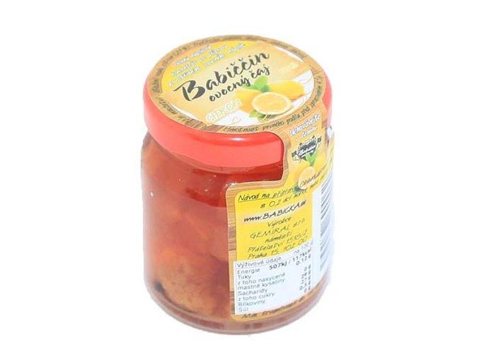 Babiččin ovocný čaj - Citron, 55ml