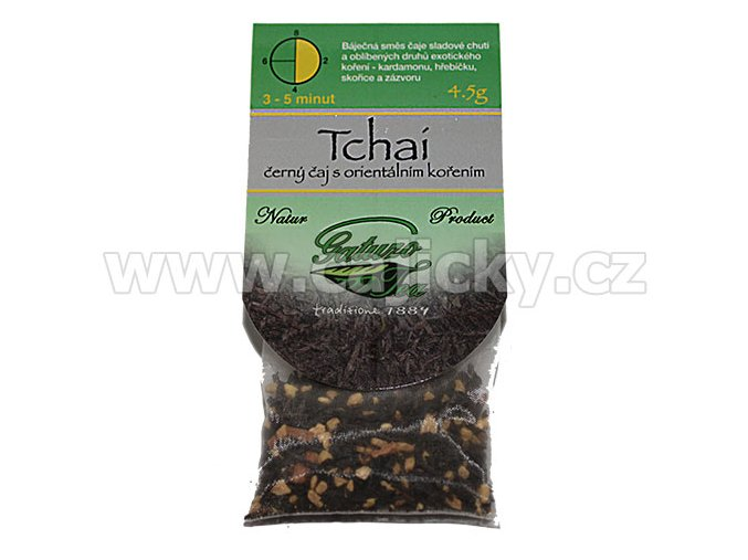 Čaj Gatuzo - Tchai, 1ks