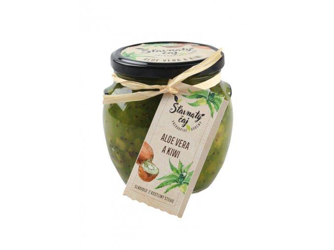 Ovocný čaj Madami - Aloe Vera & Kiwi, 520ml