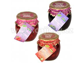Kolekce MAxi horké ovoce Madami 520ml, 8ks