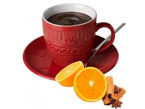 Cioconat - Pomeranč a skořice, 28g