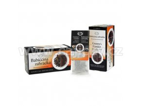 Čaj Oxabag - Babiččina zahrádka ® (10 sáčků x 5g)