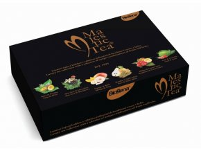 Čaj Biogena Majestic Tea - dárková sada