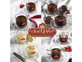 Kolekce MAXI horkých čokolád Cioconat, 4x500g  DOPRAVA ZDARMA!