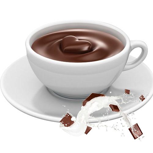 Horká čokoláda Antico Eremo - Mléčná 30g