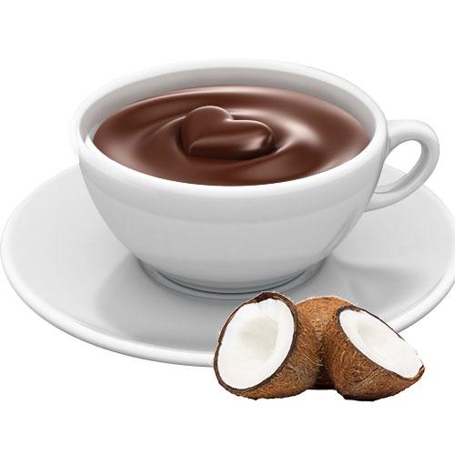 Horká čokoláda Antico Eremo - Kokosová 30g