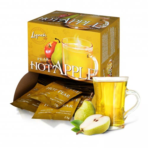 Lynch Foods Hot Apple Horká hruška 50x 23g