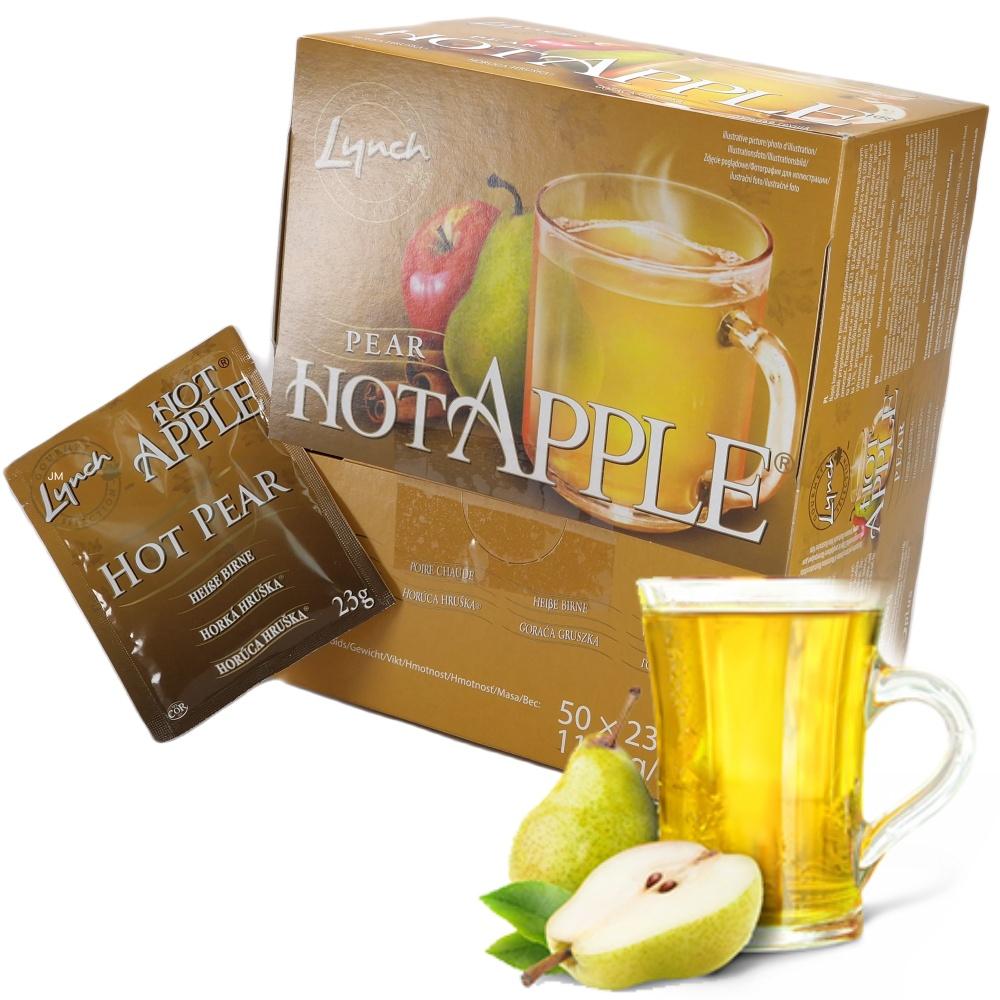 Lynch Foods Hot Apple Horká hruška 50x 23g