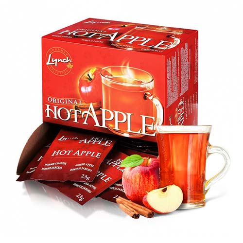 Lynch Foods Hot Apple Horké jablko 50x 23g