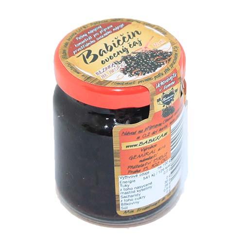 Gemiral Babiččin ovocný čaj Bezinky se skořicí 55ml